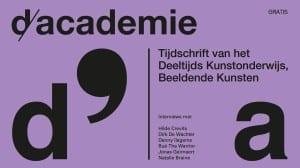 DAcademie-tijdschrift
