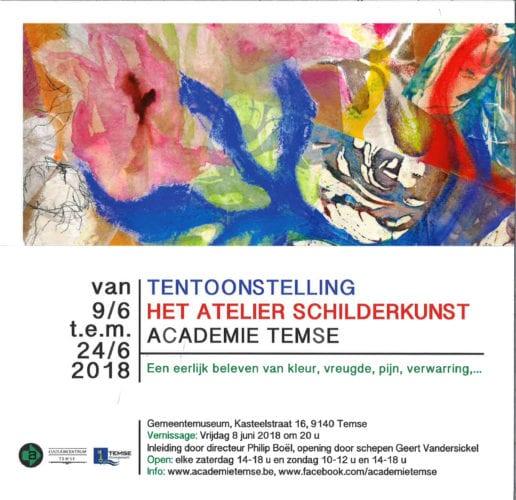 uitnodiging-tentoonstelling-schilderkunst-gemeentemuseum-temse-2018